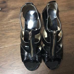 Michael Michael Kors zip up heel